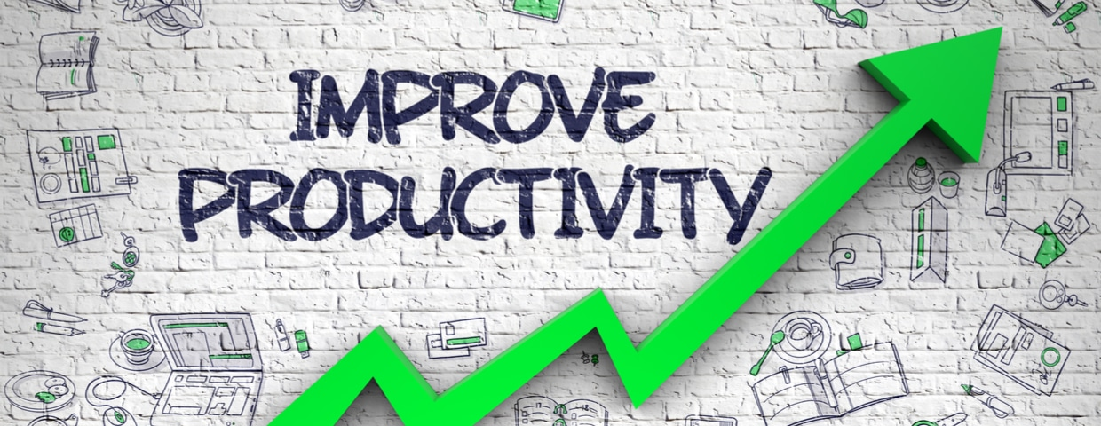 document management increases productivity